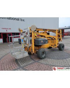 BILJAX 45XA ARTICULATED LIGHT-WEIGHT BOOM WORK LIFT 4x4 1580CM W/JIB 2008 PETROL/ELECTRIC