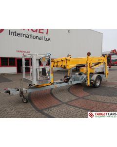 OMME 2100EBZ TOWABLE TELESCOPIC BOOM WORK LIFT 2110CM 2006 ELECTRIC 24V 5385S