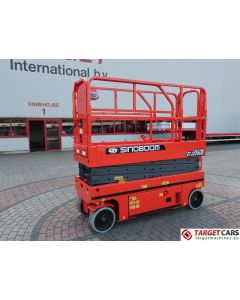 SINOBOOM GTJZ0608 ELECTRIC SCISSOR WORK LIFT 830CM 2017 1HR 0101300147 NEW UNUSED