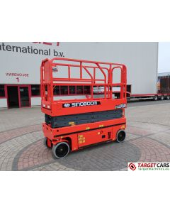 SINOBOOM GTJZ0608 ELECTRIC SCISSOR WORK LIFT 830CM 2017 1HR 0101300145 NEW UNUSED
