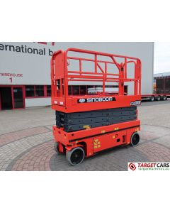 SINOBOOM GTJZ0808 ELECTRIC SCISSOR WORK LIFT 1010CM 2017 1HR 01014001530 NEW UNUSED