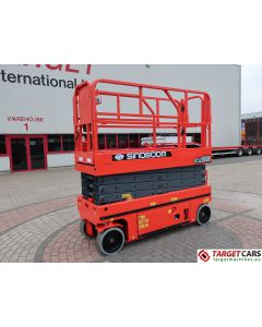 SINOBOOM GTJZ0808 ELECTRIC SCISSOR WORK LIFT 1010CM 2017 1HR 01014001540 NEW UNUSED
