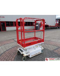 HY-BRID HB-P830CE HYBRID PUSH AROUND SCISSOR COMPACT WORK LIFT 2010 444CM E510005