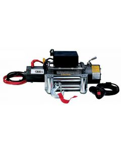 SOK12000LBS 24V WINCH 5443KG SINGLE LINE