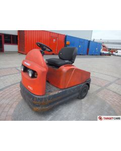 LINDE P60Z ELECTRIC 48V TOW VEHICLE TRUCK TRACTOR 6000KG CAPACITY 2006