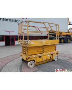 HAULOTTE COMPACT 12 ELECTRIC SCISSOR WORKLIFT 1200CM 2005 CE114635 DEFECT / INCOMPLETE