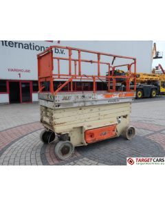 JLG 3246ES ELECTRIC SCISSOR WORKLIFT 1168CM 253HRS 2004 DEFECT INCOMPLETE