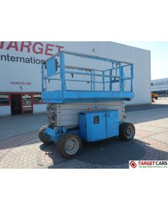 GENIE GS-4069 RT SCISSOR 4069RT 4x4 DIESEL WORK LIFT 1430CM GS6911-140 07-11 0723HRS