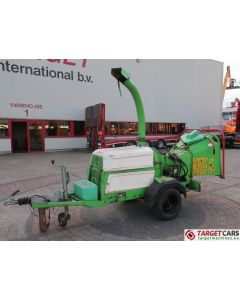 GREENMECH EC15-23MT26 CHIPPER DIESEL 2007 1993HRS S7100 DEFECT