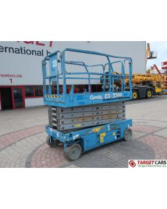 GENIE GS-3246 ELECTRIC GS3246 SCISSOR WORKLIFT 1175CM 02-08 GS4608-91044 DEFECT / INCOMPLETE