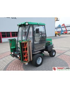 RANSOMES PARKWAY 2250 PLUS MOWER 4WD TRIPLE HYDROSTATIC REEL CYLINDER 213CM WIDTH W/CAB 2012 3121HRS