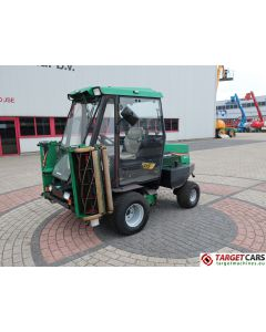 RANSOMES PARKWAY 2250 PLUS MOWER 4WD TRIPLE HYDROSTATIC REEL CYLINDER 213CM WIDTH W/CAB 2012 2316HRS