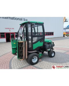 RANSOMES PARKWAY 3 MOWER 4WD TRIPLE HYDROSTATIC REEL CYLINDER 213CM WIDTH W/CAB 2012 4527HRS