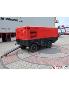 INGERSOLL RAND 12235 AIR 12/235 COMPRESSOR 23,5CBM 13.1BAR 825CFM 4520HRS 2007