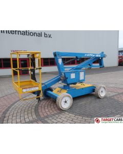 NIFTYLIFT HR10E ARTICULATED ELECTRIC BOOM WORKLIFT 2001 1000CM 10-8576