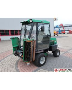 RANSOMES PARKWAY 2250 PLUS MOWER 4WD TRIPLE HYDROSTATIC REEL CYLINDER 213CM WIDTH W/CAB 2012 4277HRS