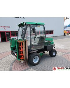 RANSOMES PARKWAY 2250 PLUS MOWER 4WD TRIPLE HYDROSTATIC REEL CYLINDER 213CM WIDTH W/CAB 2012 5309HRS