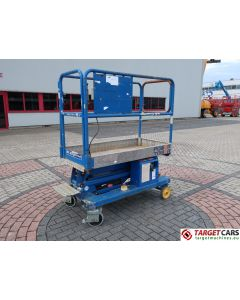 POWER TOWER PUSH AROUND ELECTRIC WORK LIFT 2014 510CM 24894514A