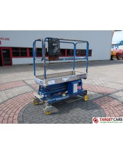 POWER TOWER PUSH AROUND ELECTRIC WORK LIFT 2010 510CM 13843610A
