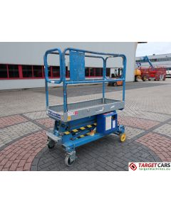 POWER TOWER PUSH AROUND ELECTRIC WORK LIFT 2009 510CM 8222009A