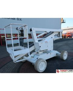 NIFTYLIFT HR12E ARTICULATED ELECTRIC BOOM WORKLIFT 2007 1220CM 12-17233