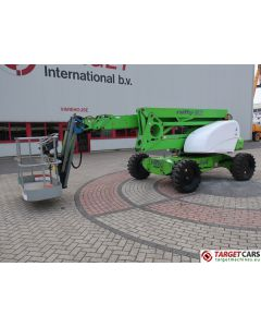 NIFTYLIFT HR21D 4x4 ARTICULATED DIESEL BOOM WORK LIFT W/JIB 2080CM 2005 1234HRS