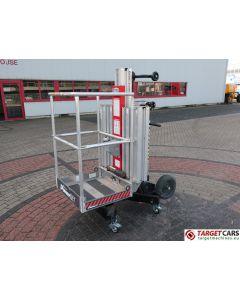 REECHCRAFT POWERLIFT PL50 VERTICAL MAST WORKLIFT 619CM 2013 S10553