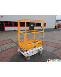 HY-BRID HB-P3.6 HYBRID PUSH AROUND SCISSOR COMPACT WORK LIFT 2013 360CM E04-10208