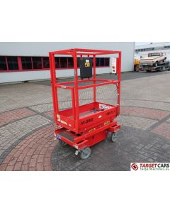 HY-BRID HB-P3.6 HYBRID PUSH AROUND SCISSOR COMPACT WORK LIFT 2013 360CM E04-10098