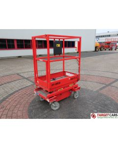 HY-BRID HB-P3.6 HYBRID PUSH AROUND SCISSOR COMPACT WORK LIFT 2013 360CM E04-10200