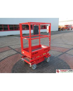 HY-BRID HB-P3.6 HYBRID PUSH AROUND SCISSOR COMPACT WORK LIFT 2013 360CM E04-10118