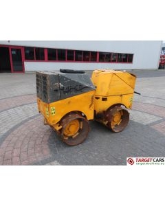 RAMMAX AMMANN RX1510-CI TRENCH 1510-CI ROLLER 85CM COMPACTOR 2012 1530KG 640HRS