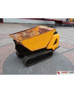 JCB DUMPSTER HTD5 HI-TIP MINI TRACKED DUMPER DIESEL 2010 1360552