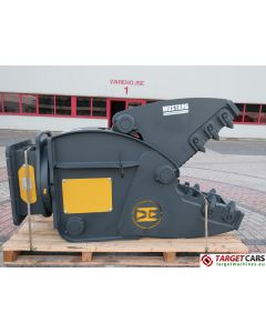 MUSTANG RH20 HYDRAULIC ROTATION PULVERIZER CRUSHER SHEAR RH-20 2018 TO FIT 18~26T EXCAVATOR AH81607