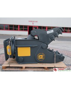 MUSTANG RH16 HYDRAULIC ROTATION PULVERIZER CRUSHER SHEAR RH-16 2018 TO FIT 15~22T EXCAVATOR AH81606