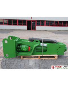 MUSTANG BRH501 HYDRAULIC EXCAVATOR BREAKER HAMMER AH81603 2018 1000KG FOR 14~24T