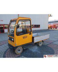 SIMAI PE15 ELECTRIC PLATFORM TOW TRUCK TRACTOR 48V 5000KG CAPACITY 2011