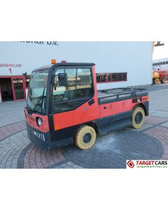 LINDE P250 ELECTRIC TOW TRUCK TRACTOR 80V 25000KG CAPACITY 2005