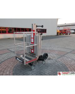 REECHCRAFT POWERLIFT PL50 VERTICAL MAST WORKLIFT 619CM 2013 S10515
