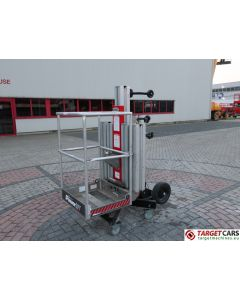 REECHCRAFT POWERLIFT PL50 VERTICAL MAST WORKLIFT 619CM 2013 S10642