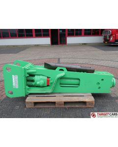 HAMMER BRH501 HYDRAULIC EXCAVATOR BREAKER HAMMER AH81869 2018 1000KG FOR 14~24T