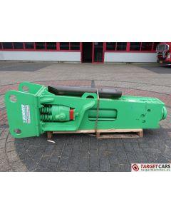 HAMMER BRH501 HYDRAULIC EXCAVATOR BREAKER HAMMER AH81870 2018 1000KG FOR 14~24T