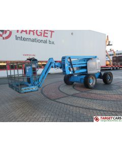GENIE Z-45/25 BOOM 4x4 Z45/25 DIESEL ARTICULATED WORK LIFT W/ JIB 1580CM 07-04 5183HRS