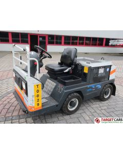 SIMAI TE70 IXB ELECTRIC TOW TRUCK TRACTOR 48V 7000KG CAPACITY 2010 1772HRS W/CHARGER