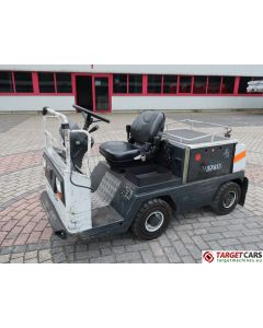SIMAI TE70 IXB ELECTRIC TOW TRUCK TRACTOR 48V 7000KG CAPACITY 2007 5169HRS W/CHARGER