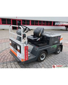 SIMAI TE70 IXB ELECTRIC TOW TRUCK TRACTOR 48V 7000KG CAPACITY 2010 2847HRS W/CHARGER