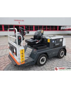 SIMAI TE70 IXB ELECTRIC TOW TRUCK TRACTOR 48V 7000KG CAPACITY 2010 1374HRS W/CHARGER