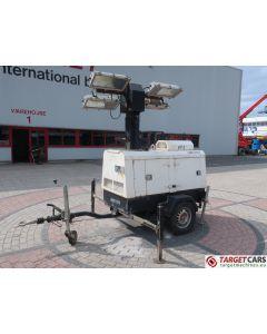 SUPERLIGHT VT1 MK1 MOBILE LIGHTNING TOWER LIGHT 900CM W/GENERATOR 2007 3465H