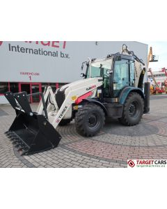 TEREX MECALAC TLB890PS BACKHOE 4x4 LOADER TELESCOPIC 4-IN-1 BUCKET 2018 6HRS 4858 NEW / UNUSED
