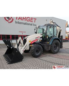 TEREX MECALAC TLB890PS BACKHOE 4x4 LOADER TELESCOPIC 4-IN-1 BUCKET 2018 6HRS 4833 NEW / UNUSED